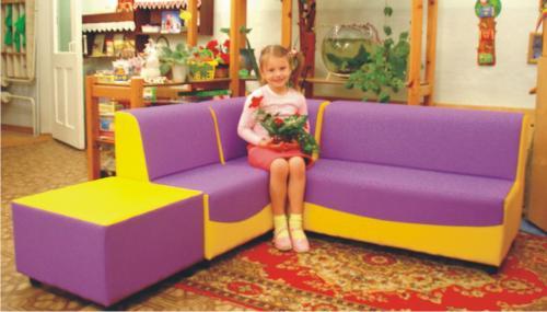 Детская мягкая мебель фото